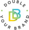Double Your Brand logo
